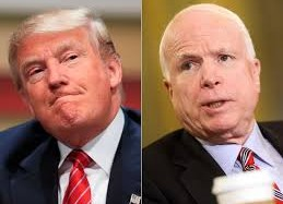 UPDATE:  Does the Kerfuffle with John McCain Mark the Beginning of the End for Trump?  Don't Bet on It