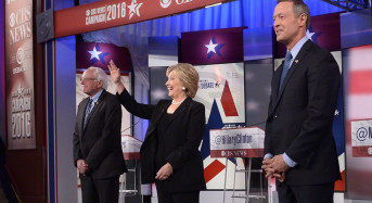 Tragedy in Paris Casts a Shadow Over Saturday's Democratic Debate — Round 2
