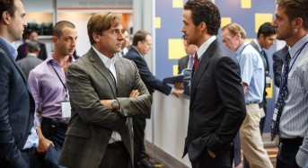 """The Big Short"" — How Do You Make a Movie About Subprime Mortgages Sexy?  Cast Pitt, Bale, Carell and Gosling"