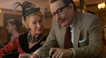 "Bryan Cranston Triumphs in the Surprisingly Entertaining ""Trumbo"""