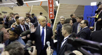 The GOP Debates:  Round 10 — Someone Finally Has the Nerve to Slap Donald Trump Around [UPDATED]