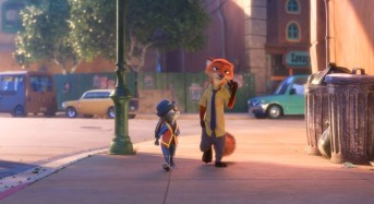 """Zootopia"" — Can a Kids' Film Offer an Provocative Look at Racial Relationships?  You Bet."