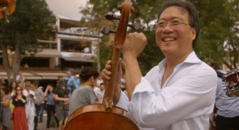 """The Music of Strangers:  Yo-Yo Ma and the Silk Road Ensemble"" — A Documentary That May Be Vibrant, But It's Not Vital"