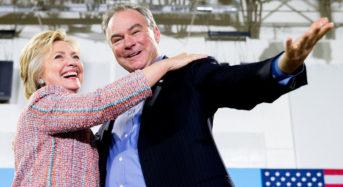 Clinton Taps Virginia Sen. Tim Kaine as Her VP Choice — Safe But Smart