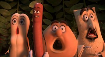 """Sausage Party"" —  For God's Sake, Leave the Kids at Home!!!!!!!!"