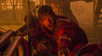 "Mark Wahlberg Struggles to Stay Alive in the Surprisingly Effective ""Deepwater Horizon"""