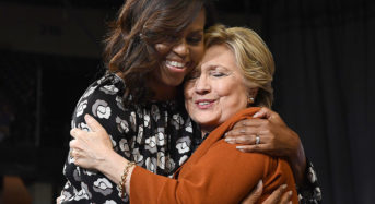 At the End of a Not-So-Great Week for the Clinton Campaign, Michelle Obama Offers Some Hope and Light