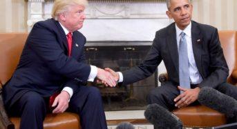 Mr. Trump Goes to Washington