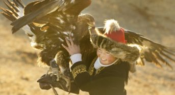 """The Eagle Huntress"" — It's Beautiful To Look At, But Where's the Drama?"