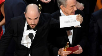 Chaos at the Oscars, With Lots of Comedy and a Touch of Class