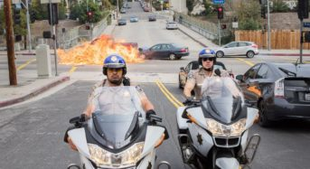 "Gay? Ick!  The Dreadful ""CHIPS"" Marks The Unwelcome Return of Gay Panic Jokes To the Screen"