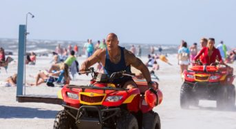 """Baywatch"" — As Empty As the TV Show, But At Least There's Dwayne Johnson"