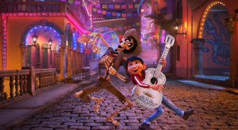 "Pixar's ""Coco"" is a Dazzling Delight"