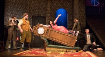 """""""The Play That Goes Wrong"""" — Sometimes Two Hours of Sheer Silliness Is Just What You Need"""