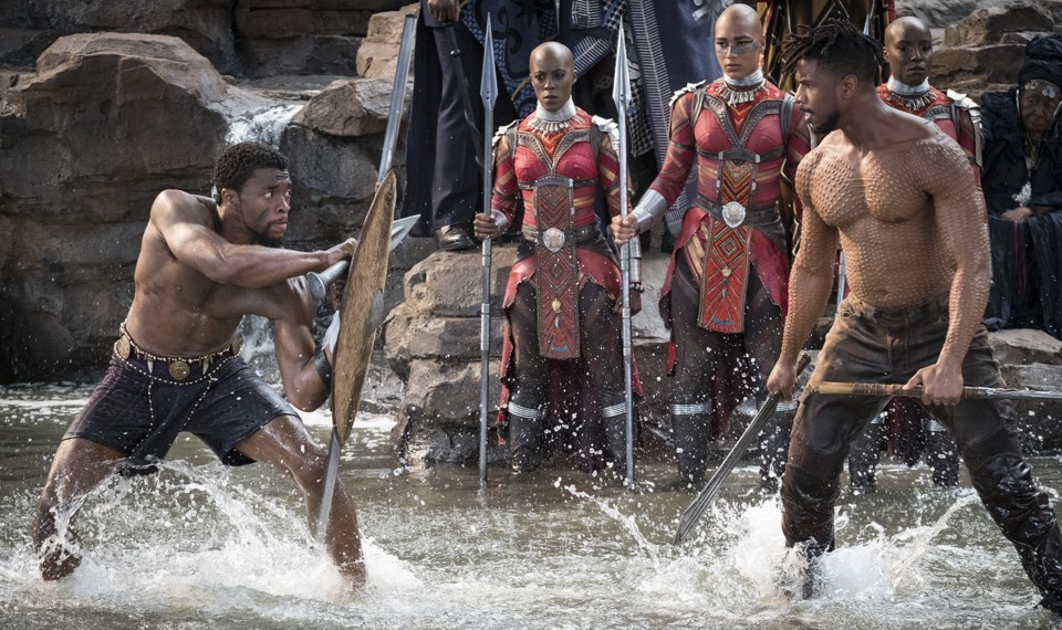 """Black Panther"""" Rewrites the Rules on How to Make a Powerful"""