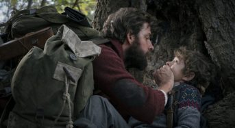 "Less Is More, and in the Case of John Krasinski's Brilliant ""A Quiet Place,"" It's Much More"