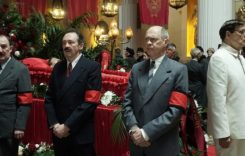 """The Death of Stalin"" Might Have a Boring Title, But It's the Most Scathing Comedy of the Year"