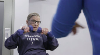 "The Notorious ""RBG"" Gets Her Own Hit Documentary"