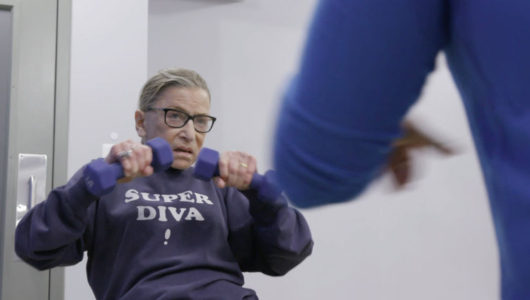 """The Notorious """"RBG"""" Gets Her Own Hit Documentary"""
