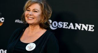 "ABC Cancels ""Roseanne"" After Barr Compares Obama Adviser Valerie Jarrett To a Muslim Ape"