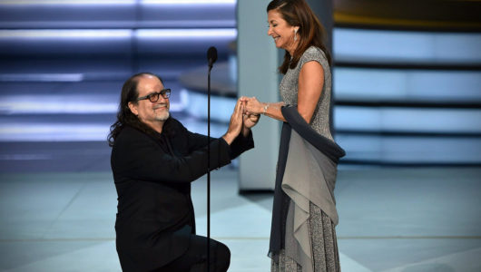 "Emmys 2018 — ""Game of Thrones,"" ""Mrs. Maisel"" Win Big, But They're Overshadowed by a Marriage Proposal"