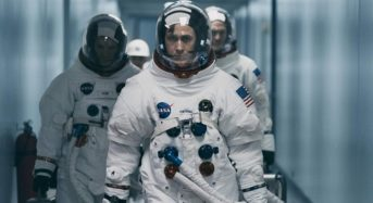 "The Exploration of Space in ""First Man"" Is Instead Much More About the Exploration of Grief"
