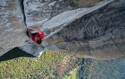"""Free Solo"" — Climbing the Cliff Face of Yosemite's El Capitan Without a Rope?  Sure, Why Not?"