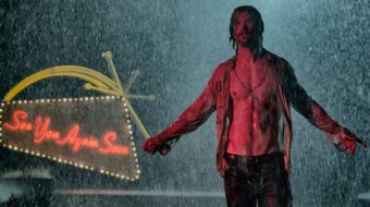"Drew Goddard's Hugely Entertaining ""Bad Times at the El Royale"" Is Just Nuts"
