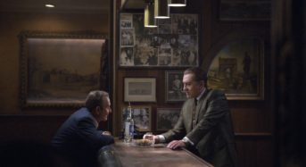 """Now Playing In Your Living Room: Yet Another Modern Classic From Martin Scorsese — """"The Irishman"""""""