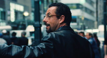 "Adam Sandler Gives a Powerful Performance in the Safdie Brothers' Relentless ""Uncut Gems"""